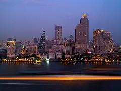 Помогите, тону! Бангкок уходит под воду