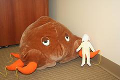 плюшевый микроб