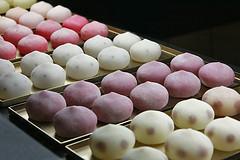 Японское блюдо моти