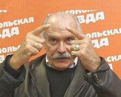 Сотруднику ДПС не повезло пересечься с Никитой Михалковым