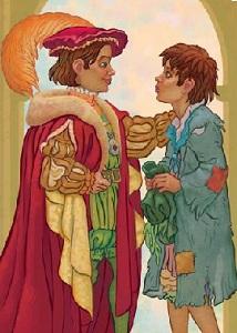 """Принц и нищий"" Марка Твена - картинка"