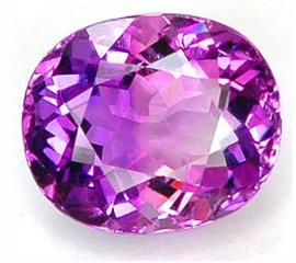 Как правильно беречь ювелирные камни - аметист?