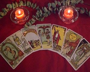 Ритуал по очистке карт Таро от энергетической грязи