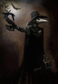 Призрак черной смерти