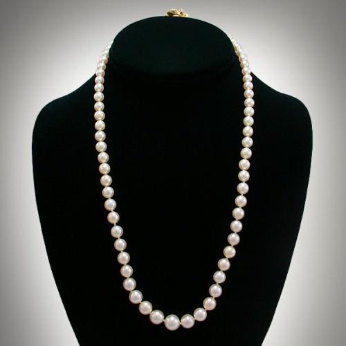 жемчужное ожерелье матине