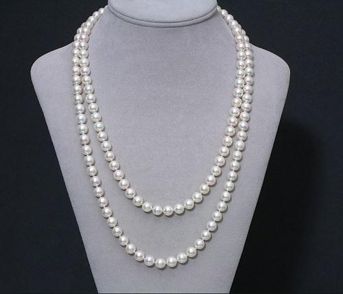 жемчужное ожерелье опера