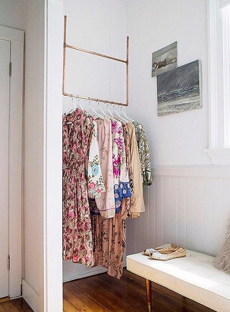 Висячая система хранения одежды