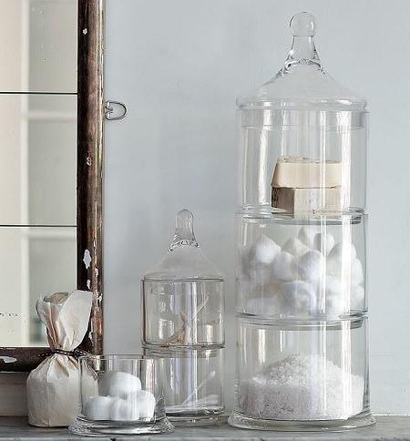 вертикальная система хранения для ванной