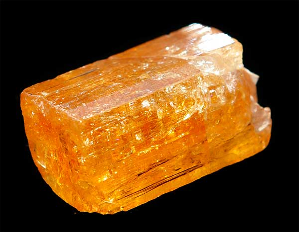 золотой топаз