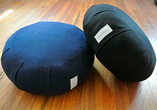 подушки зафу для медитации