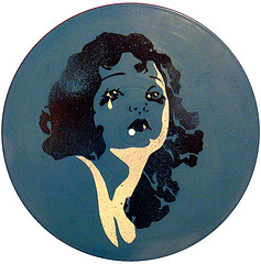 плачущая девушка - картинка