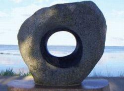 Ритуал на привлечение удачи с камнем «Куриный бог».