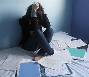 Плохое настроение помогает сдавать экзамены