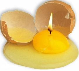 Энергетическая чистка дома при помощи яиц