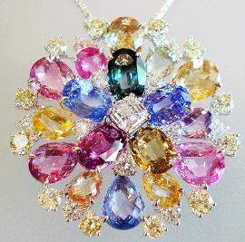 Как правильно беречь ювелирные камни - бриллианты?