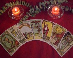Ритуал по очистки карт Таро от энергетической грязи