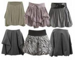 Как при помощи одежды увеличить бедра?