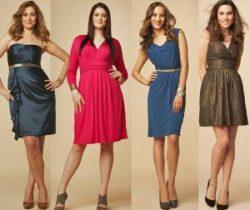 Как правильно подобрать одежду для того или иного типа фигуры?