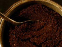 кофе мелкого помола