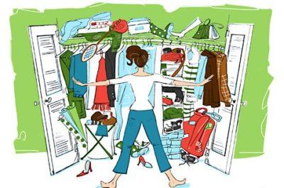 11 признаков того, что в вашем гардеробе царит беспорядок, и топ-6 идей, как навести порядок в шкафу