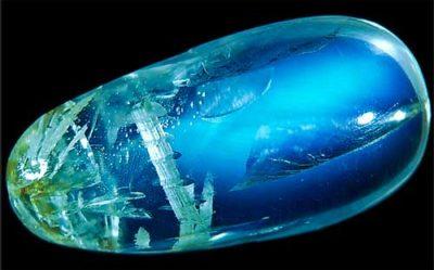 голубой лунный камень