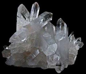 прозрачный кварц