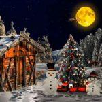 снеговики и магия