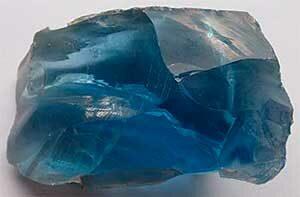 синий обсидиан