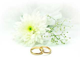 колечки и цветы