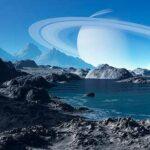 Сатурн на небе