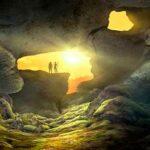 солнце в пещере