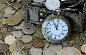сундук с монетами