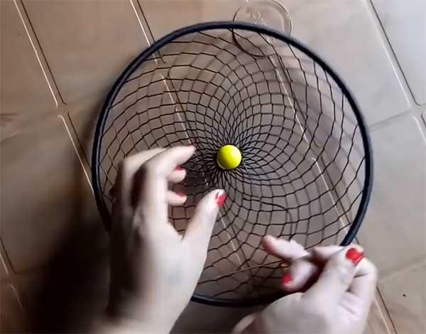 вставка бусины