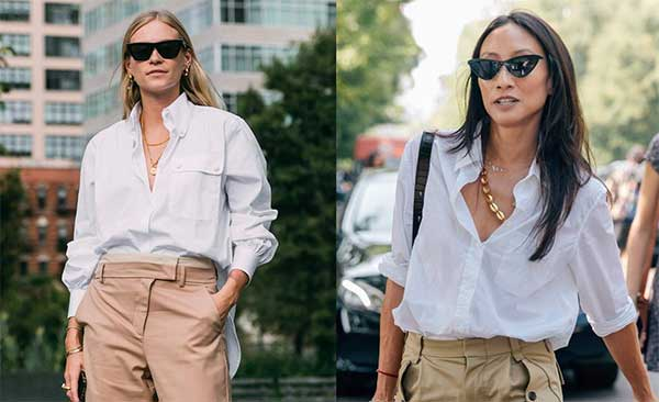 женские блузки 2021