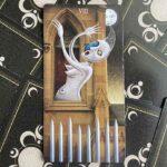 Восьмерка Мечей колоды Таро Безумной Луны